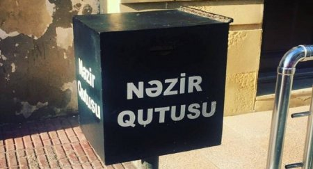 """Şeyxin sədəqə monopoliyası... - """"Nəzir qutusu""""ndakı pullar hara gedir?"""