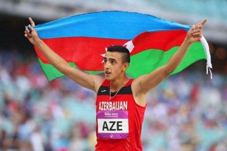 İdmançımız Yay Olimpiya Oyunlarına lisenziya əldə etdi