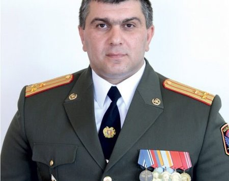 Tovuz təxribatının baiskarı olan erməni general - FOTO