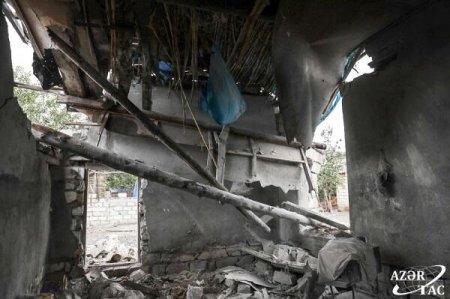 Ermənistan Goranboyu vurdu: Dinc sakin həlak oldu