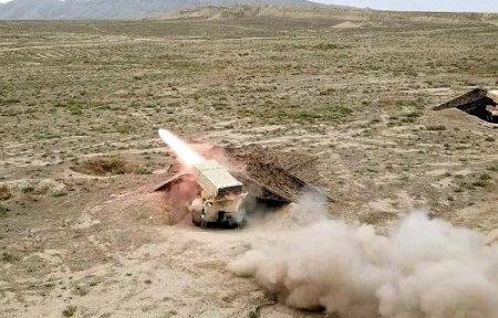Qubadlı Ermənistan ərazisindən artilleriya atəşinə tutulur