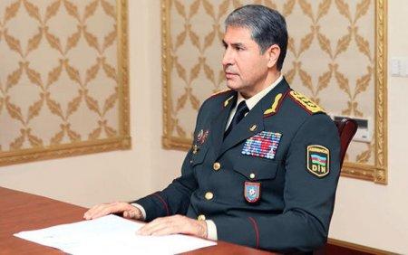 Vilayət Eyvazov polis polkovnikinə yeni vəzifə verdi