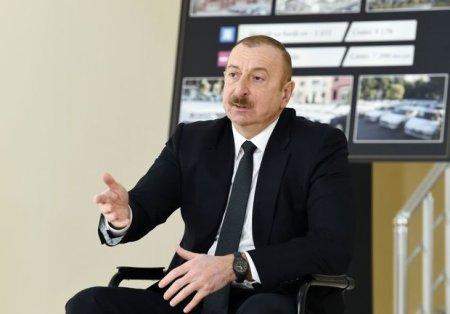 """İlham Əliyev: """"Protezlər imkan verəcək ki, qazilərimiz normal həyata qayıtsınlar"""""""