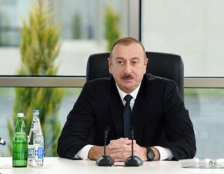 İlham Əliyev mətbuat konfransı keçirir - CANLI YAYIM