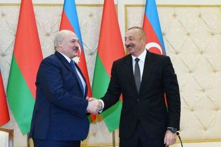 Belarus və Azərbaycan razılığa gəldi: İqtisadi əməkdaşlıqda yeni mərhələ