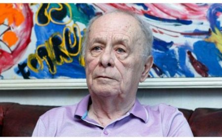 Xalq artisti Eldar Quliyev vəfat etdi
