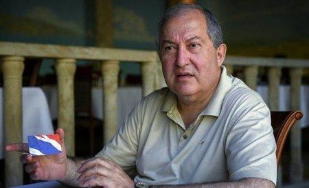 Ermənistan prezidenti Paşinyanın Seçki Məcəlləsi ilə bağlı başlatdığı dəyişiklikləri imzalamadı