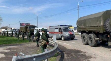 Rusiyada azərbaycanlı biznesmenin bazarlarında xüsusi əməliyyat – Video