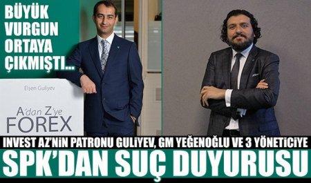 İnvestAZ-ın baş direktorunun Türkiyədə Borsagundem.com-u qaralama cəhdi baş tutmadı