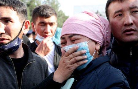 Qırğızıstan Tacikistanla qarşıdurmada insan itkilərinin sayını açıqladı